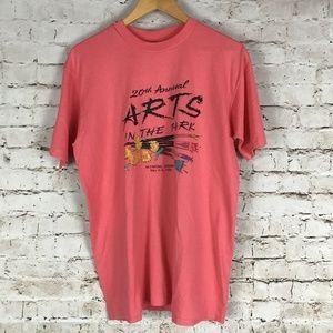 VTG Arts In The Park Richmond, VA T-Shirt Size L
